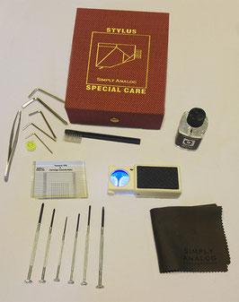 Simply Analog Tonabnehmer Montage-Kit