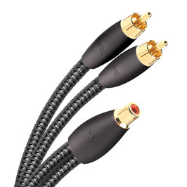 Audioquest RCA Splitter Flexibel