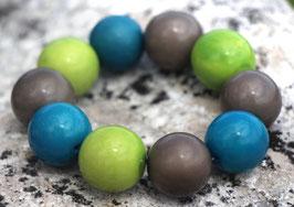 Bracelet en perles de Tagua