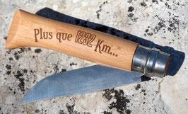 Couteaux OPINEL Gravés Compostelle