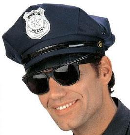 Polizeihut dunkelblau