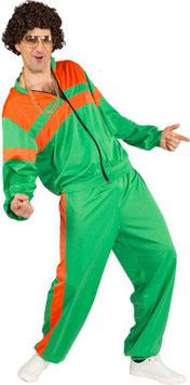 80er - Jahre Jogginganzug grün Orlob