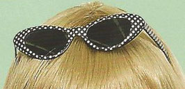 50er-Jahre-Brille