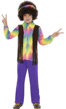 Kinderkostüm Hippie