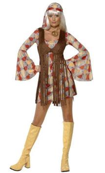 Kostüm 1960er Groovy Baby