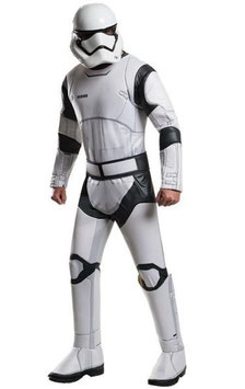Kostüm Star Wars First Order Stormtrooper Deluxe