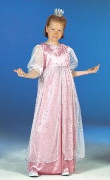 Kinderkostüm Prinzessin Ursina Rosa