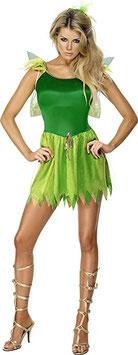 Kostüm Grüne Fee