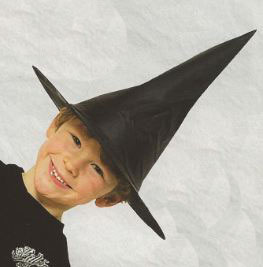 Hexenhut für Kinder