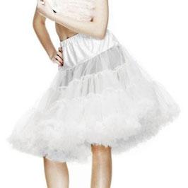 Petticoat 50 cm weiss
