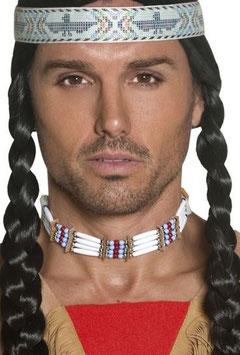 Indianer- Halskette