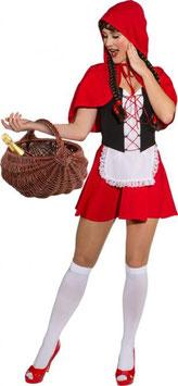 Kostüm Rotkäppchen