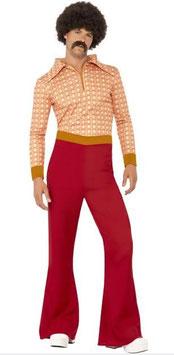 Kostüm 70er Jahre Disco Man
