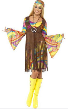 Kostüm 1960er Groovy - Lady