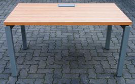 """Tisch  -  Eckig - mit """"schwebender""""  Tischplatte"""