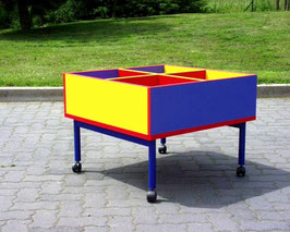 Buchtrog - H 57 cm