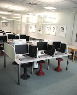 EDV - Doppelarbeitsplatz