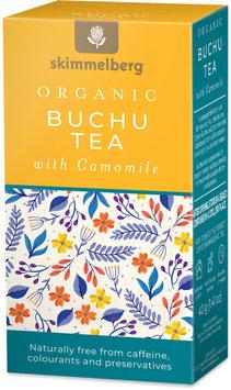 skimmelberg · BIO Buchu-Tee mit Kamille