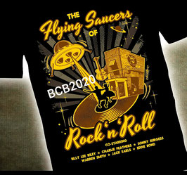 "T Shirt ""Flying Saucers"""