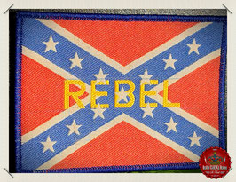"Small Patch ""Rebel Flag"""