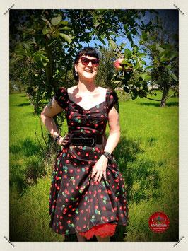 Dolores Doll Cherry Kirschen Dress