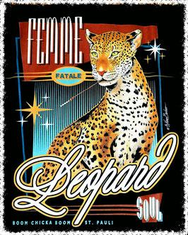 """Tanktop """"Leopard Femme"""""""