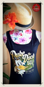 "Tanktop ""Duke the Duck """