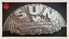 Belt Buckle Sun Records