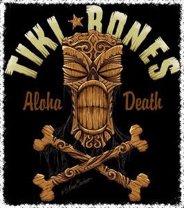 """Tanktop """"Tiki Bones"""""""