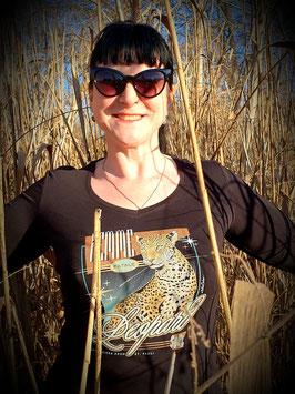 """T Shirt """"Leopard Femme"""""""