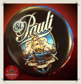 "Button ""St. Pauli Segelschiff"""