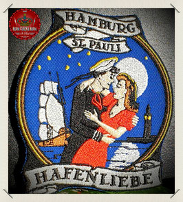 "Patch ""Hafenliebe"""