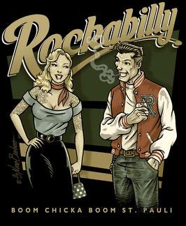 "Tanktop ""Rockabilly Romance"""