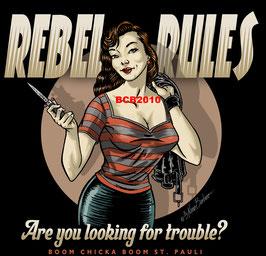 """Tanktop """"Rebel Girl"""""""