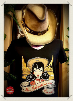 """T Shirt """"Cowgirl"""""""