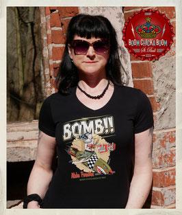 "T Shirt ""Hula Bomb"""