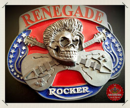 Renegade Rocker Belt Buckle