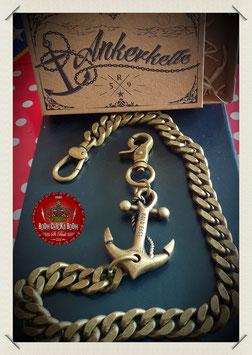 Wallet Chain Ankerkette - Let go Anchor!