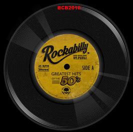 """Tanktop """"Rockabilly Vinyl"""""""