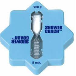 Reloj para ducha