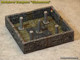 Modularer Dungeon: Säulenraum