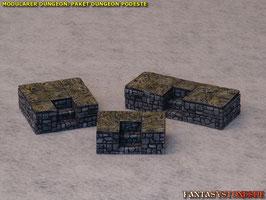 Modularer Dungeon: Dungeon Podeste
