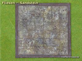Spielfeld für verschiedene Spielsysteme