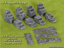 Treppen + Stege