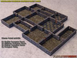 Modularer Dungeon: Dungeon Paket LARGE