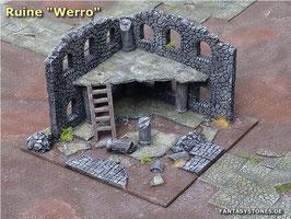"""Ruine """"Werro"""""""