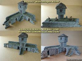 Wehranlagen Ruine