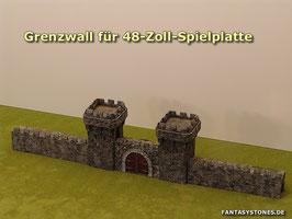 Grenzwall für 48-Zoll-Spielplatten