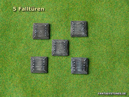 5 Falltüren