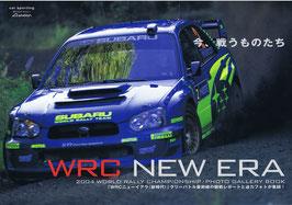 WRC NEW ERA 2004 WRC PHOTO GALLERY BOOK